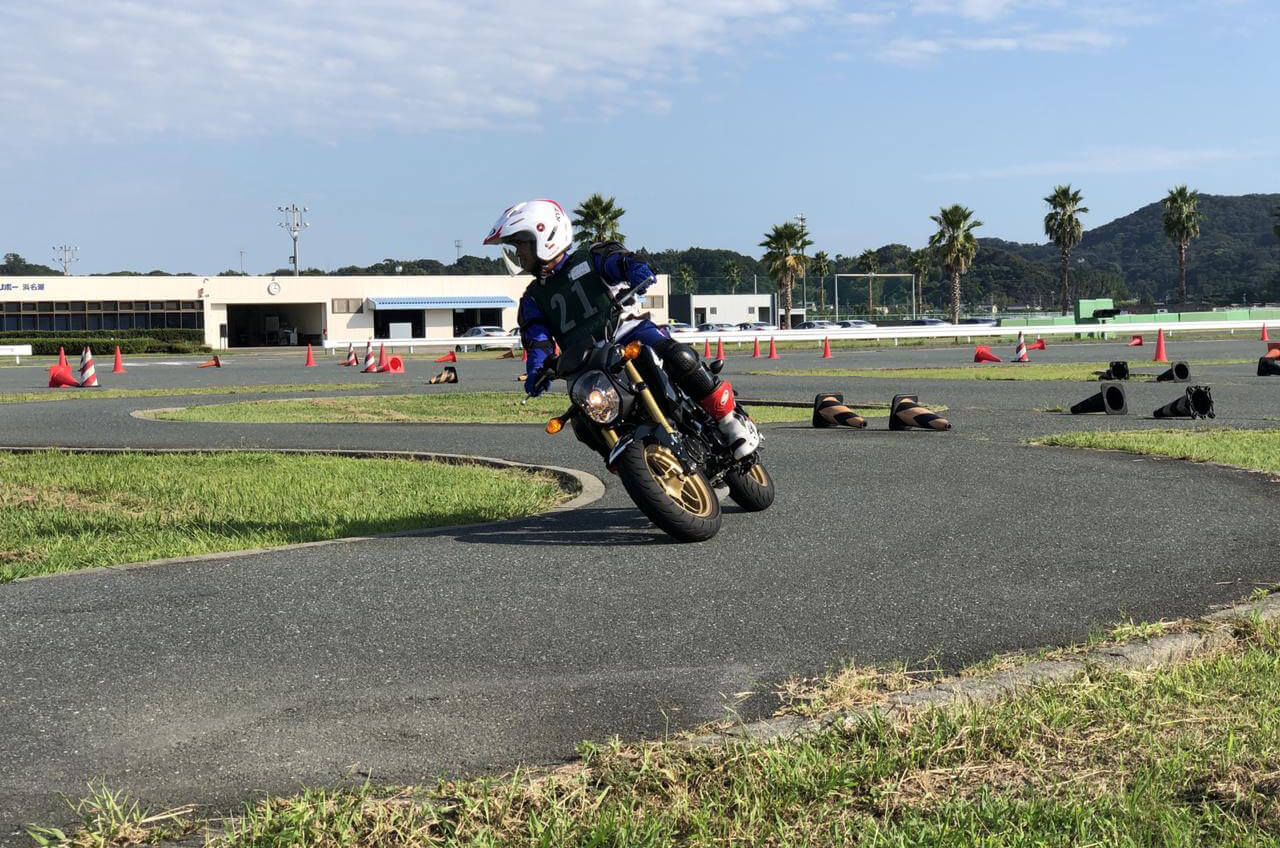 Menang Kompetisi Di Jepang, Instruktur Safety Riding Wahana 'Bermimpi'