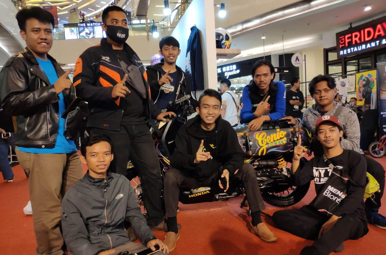 Cara Honda 'Rangsang' Kreatifitas Komunitas