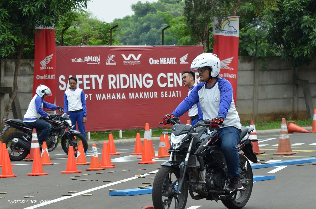 Manfaat Ikut Training Safety Riding, Jangan Diremehkan Ya