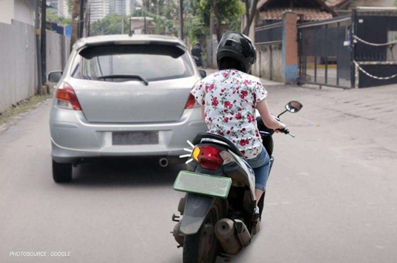 Etika Berkendara Sepeda Motor Di Jalan Raya Agar Selamat