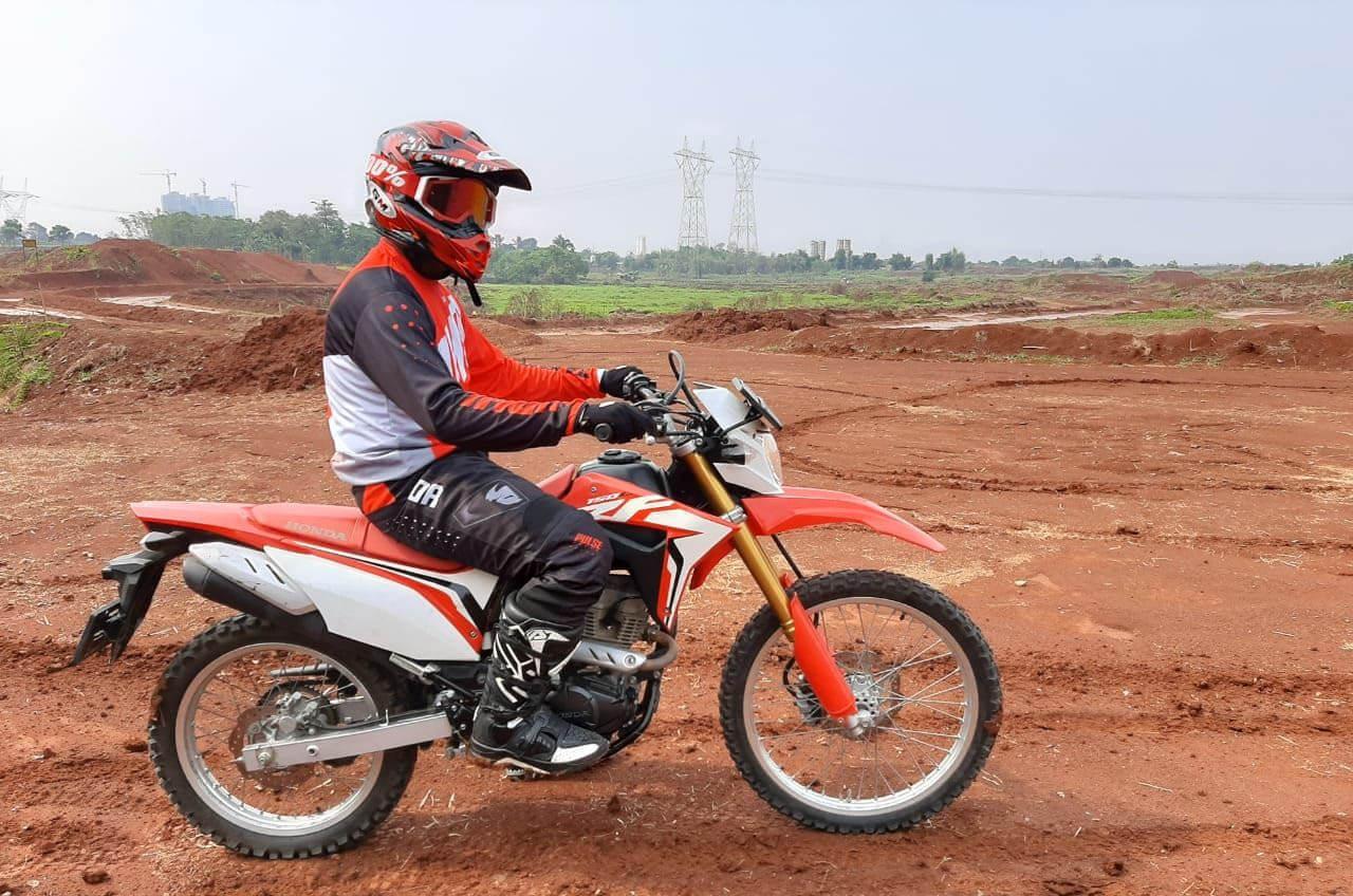 """Komunitas Honda Siap """"Gas"""" Honda Bikers Day"""