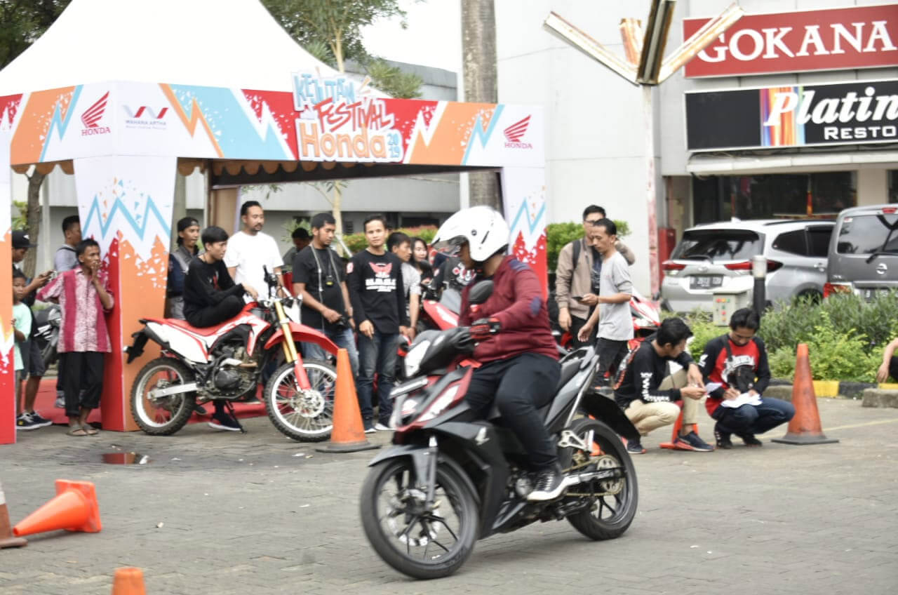Festival Kejutan Akhir Tahun Dari Honda