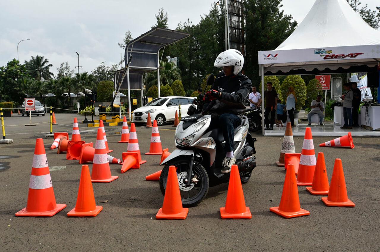 Ratusan Ribu Terjual, Honda BeAT Terlaris Di Jakarta Dan Tangerang