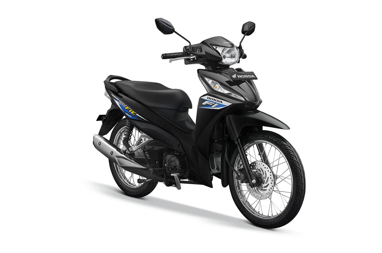 AHM Segarkan Tampilan New Honda Revo Series