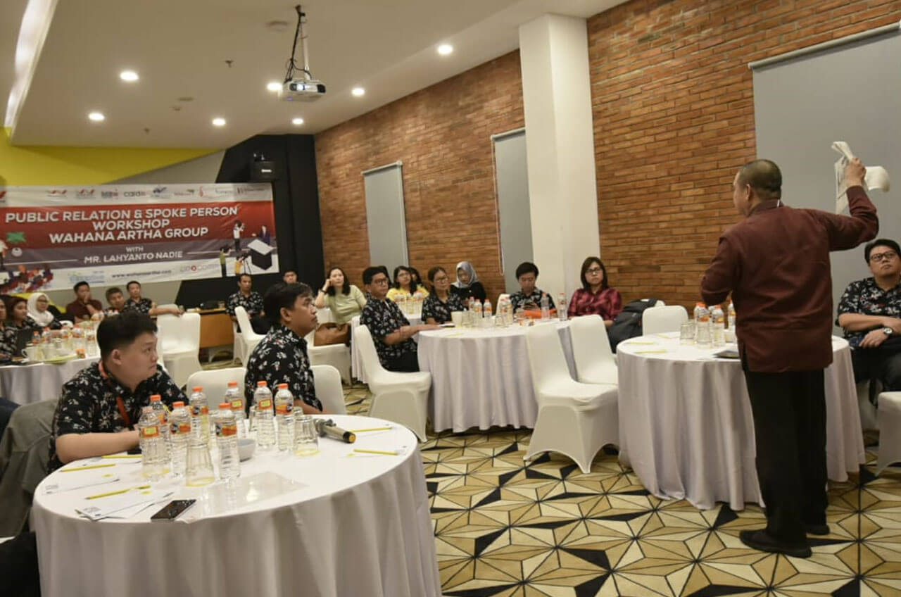 Demi Pesan Berkualitas, Top Manajemen Wahana Kembali Belajar