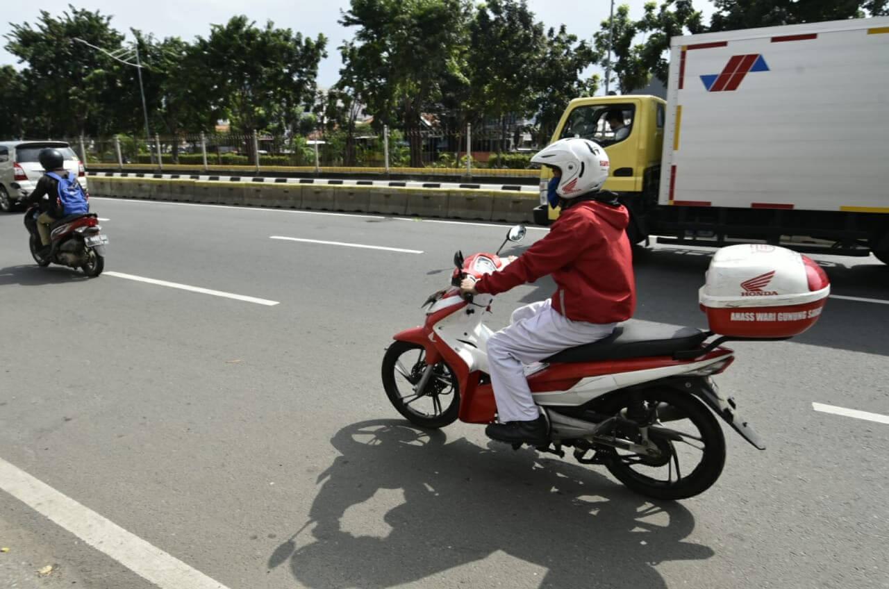 #kamudirumahsaja, Biarkan Wahana Honda Urus Servis Dan Penjualan