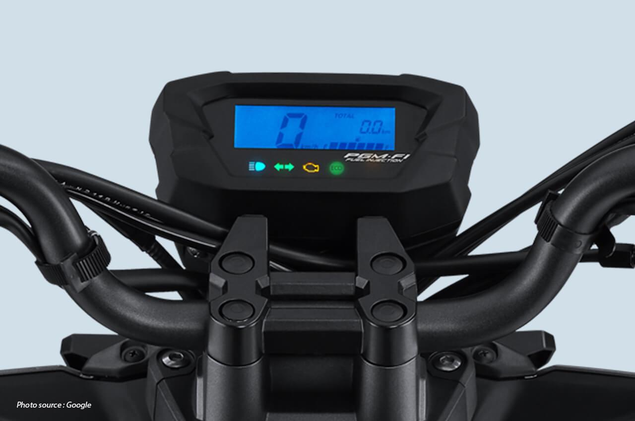 Mengenal Sunburn Speedometer Yang Menjadi Momok Motor Dengan Sistem Speedometer Digital