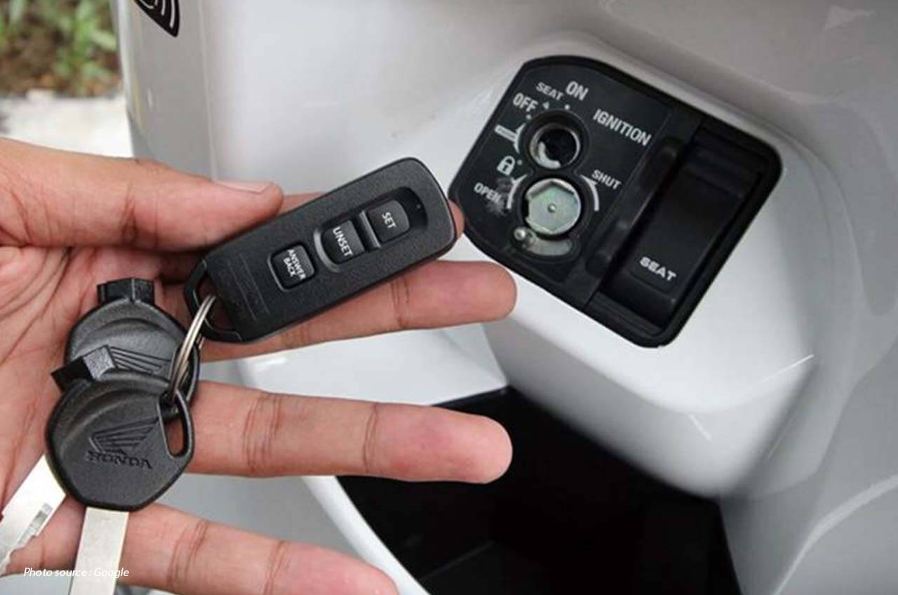 Pentingnya Alarm Motor Untuk Menghindari Maling