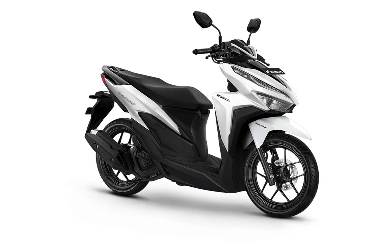 Siap Temani Masyarakat, Honda Vario Tampil Lebih Sporti