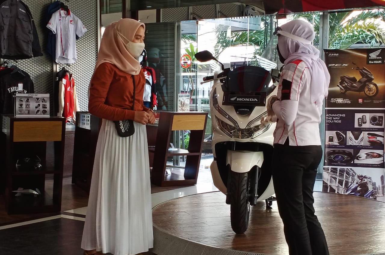 Wahana Honda Layani Konsumen Dengan Protokol Kesehatan Ketat