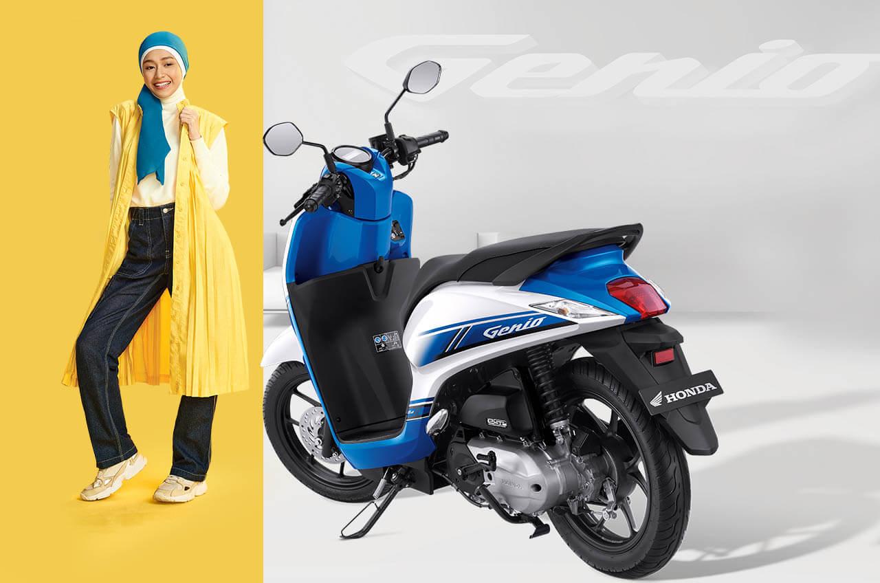 Tips Berkendara Motor Untuk Hijaber Yang Aman