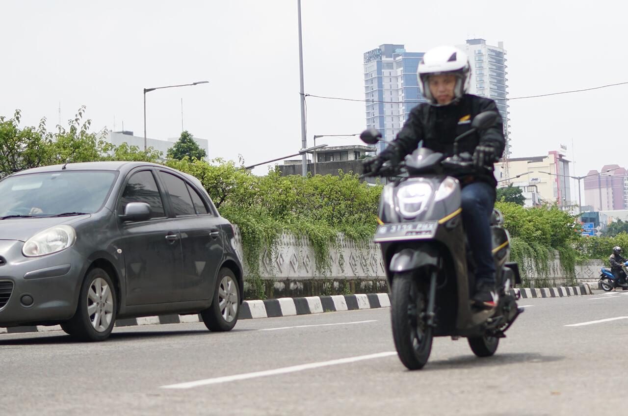Cara Jitu Hindari Begal Saat Berkendara Motor
