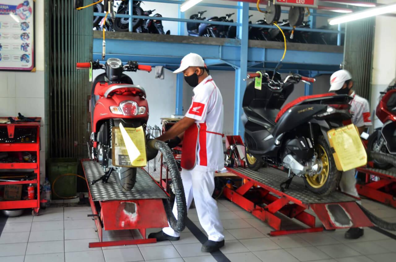 Hari Pelanggan Nasional 2020 - Program Spesial Wahana Honda Apresiasi Konsumen Setia