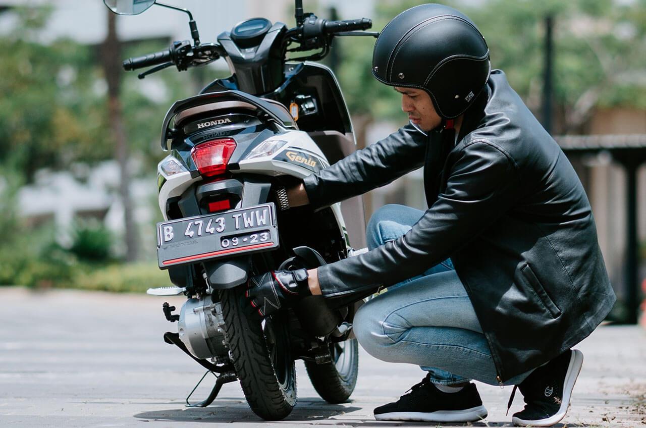Ketahui Kondisi Kampas Rem Sepeda Motormu