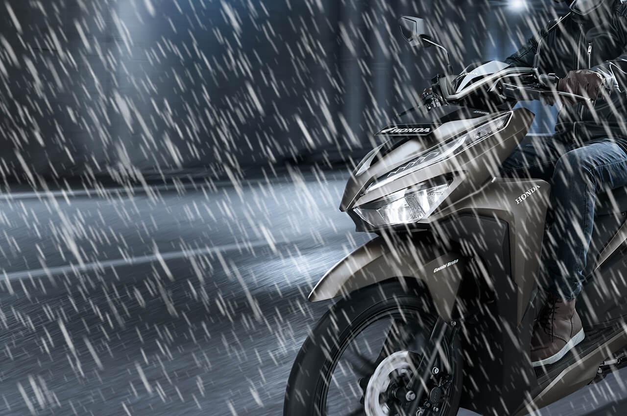 Tips Melakukan Pengereman Saat Musim Hujan