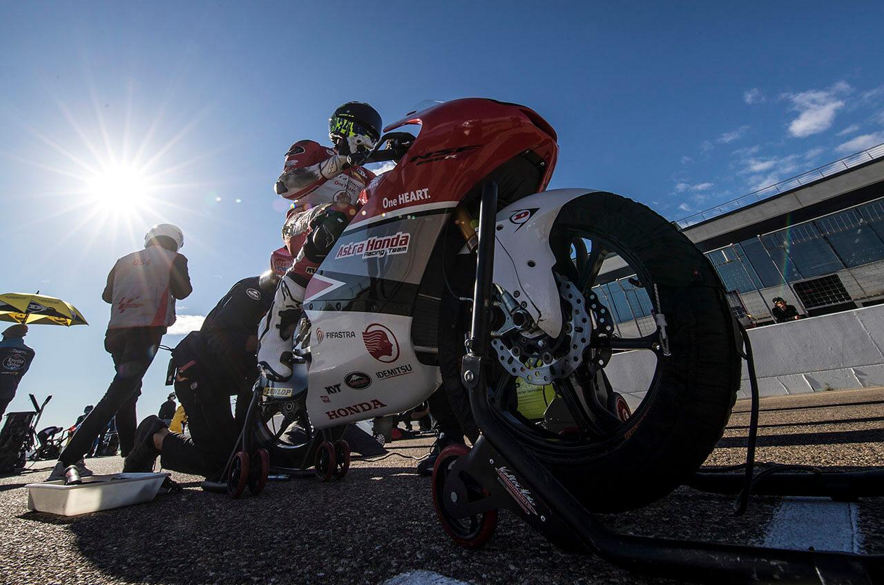 Balapan-balapan Terakhir FIM CEV Repsol Musim 2020 Untuk Mario Suryo Aji