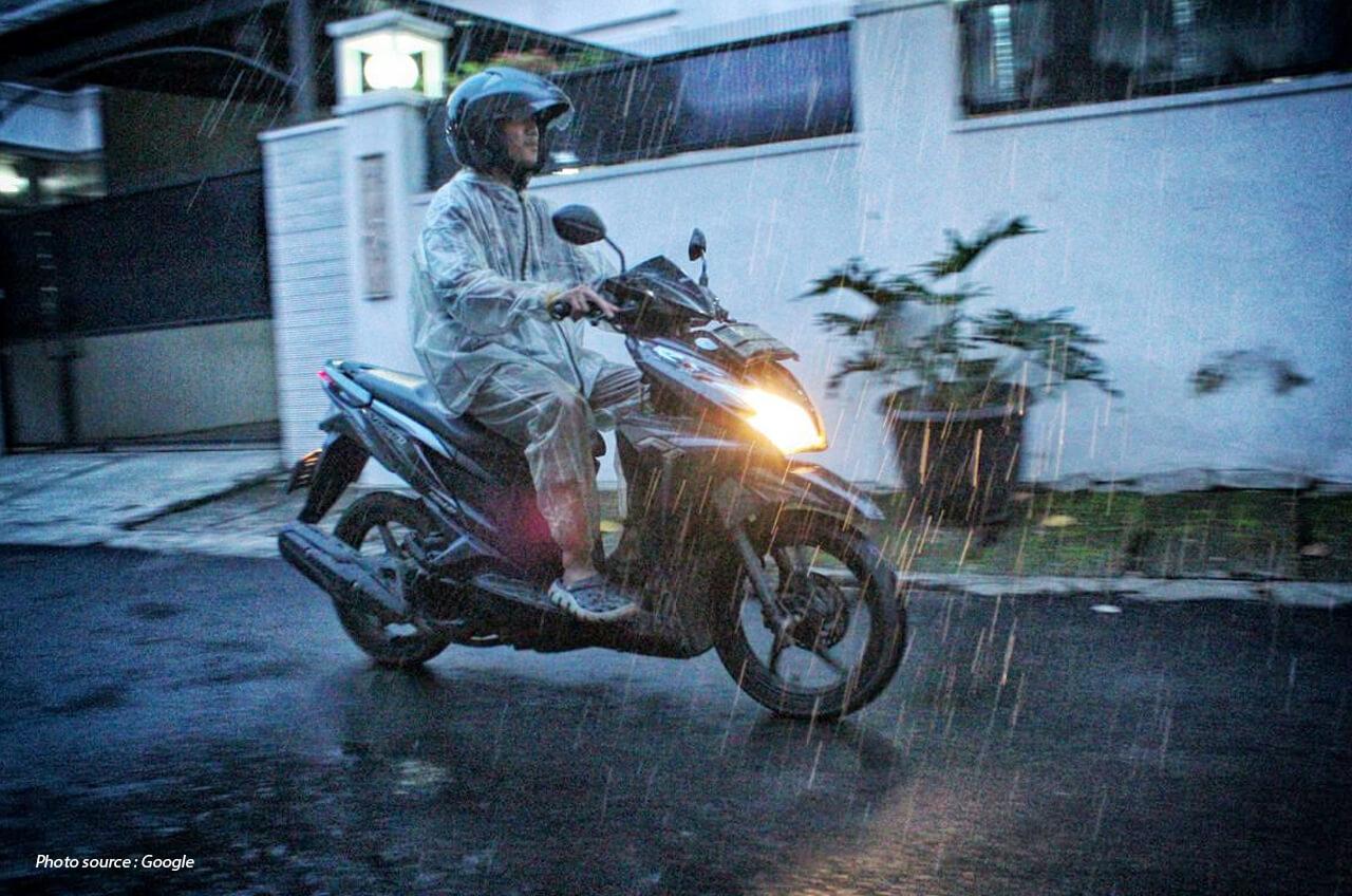 Komponen Motor Custom Yang Harus Diperhatikan Saat Musim Hujan