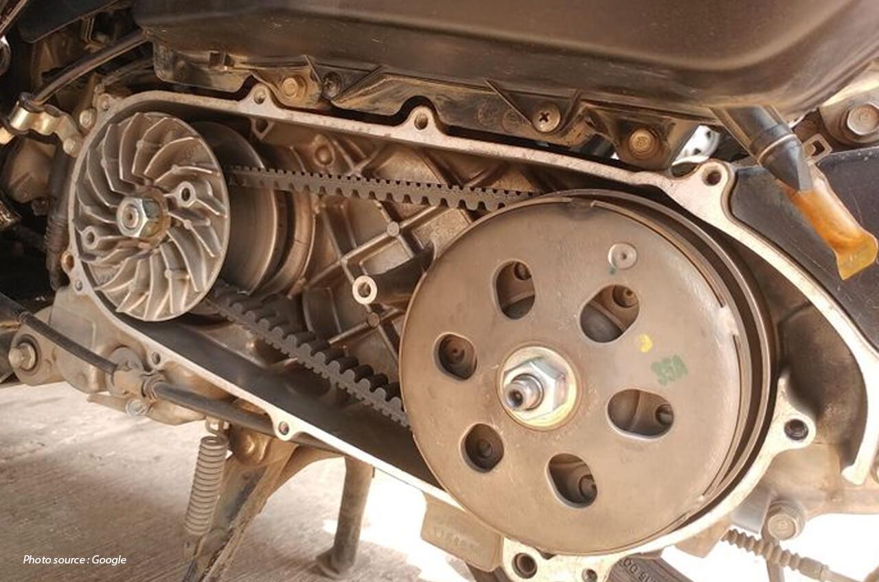 Komponen CVT Pada Motor Yang Harus Dicek Secara Berkala