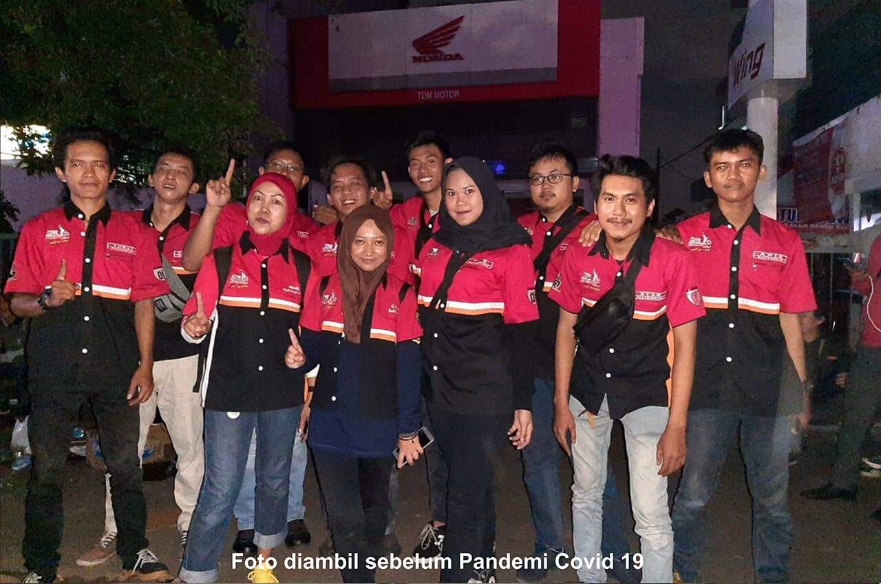 Tumbuh & Maju, Komunitas Honda BeAT Club Jakarta Akan Tetap Bersama Dalam Meraih Kesuksesan