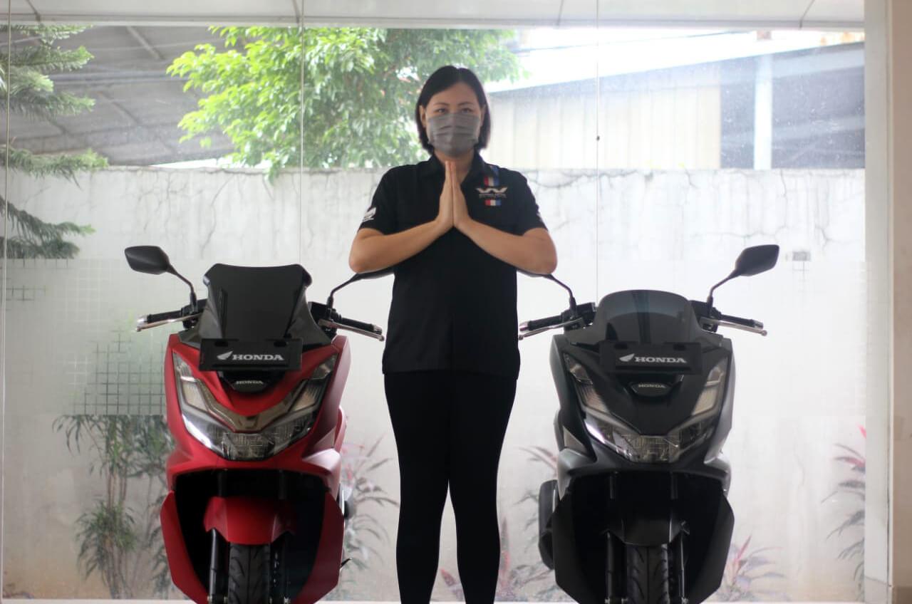 Performa, Mewah Dan Canggih, Tiga Kata Untuk All New Honda PCX 160
