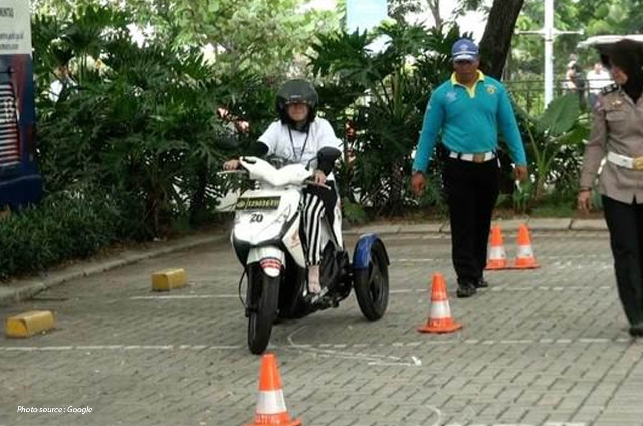 SIM D Untuk Pengendara Difabel, Bagaimana Cara Memperolehnya?