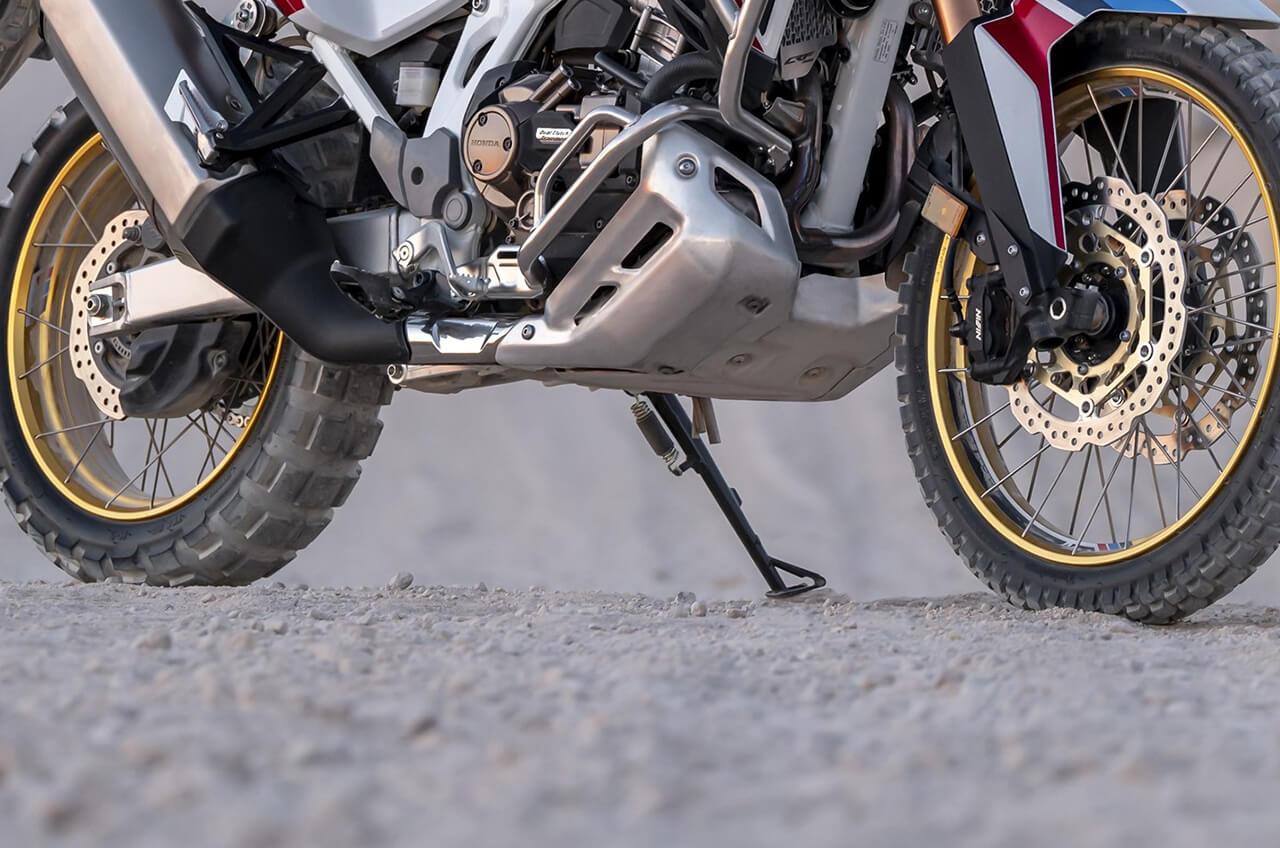 Standar Samping Bikin Motor Kejeblos? Ini Solusinya
