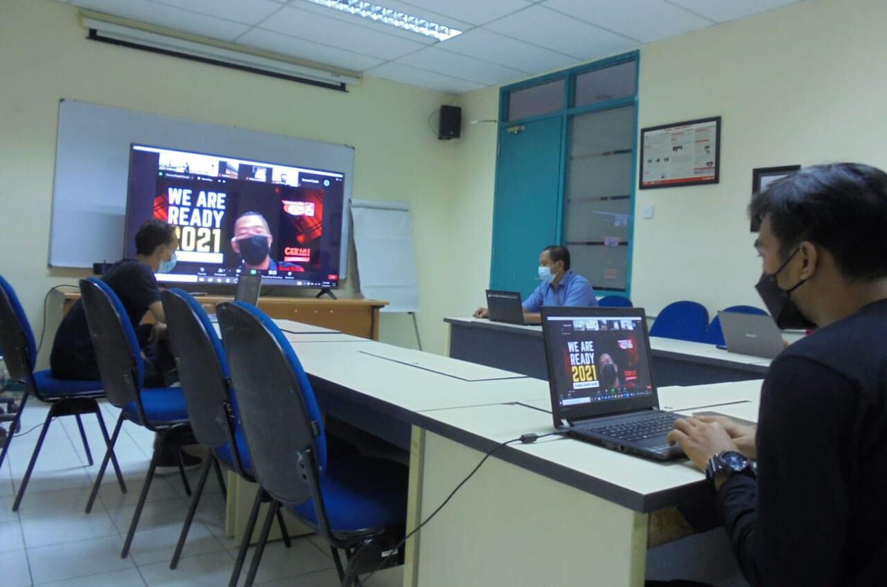 SMK Binaan Wahana Siap Kontes Tingkat Nasional