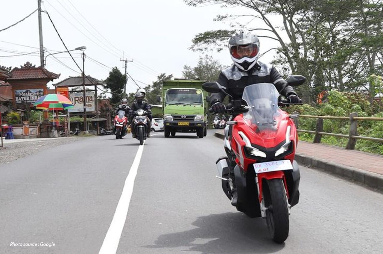 Perhatikan Ini Untuk Hindari Blind Spot Selama Riding