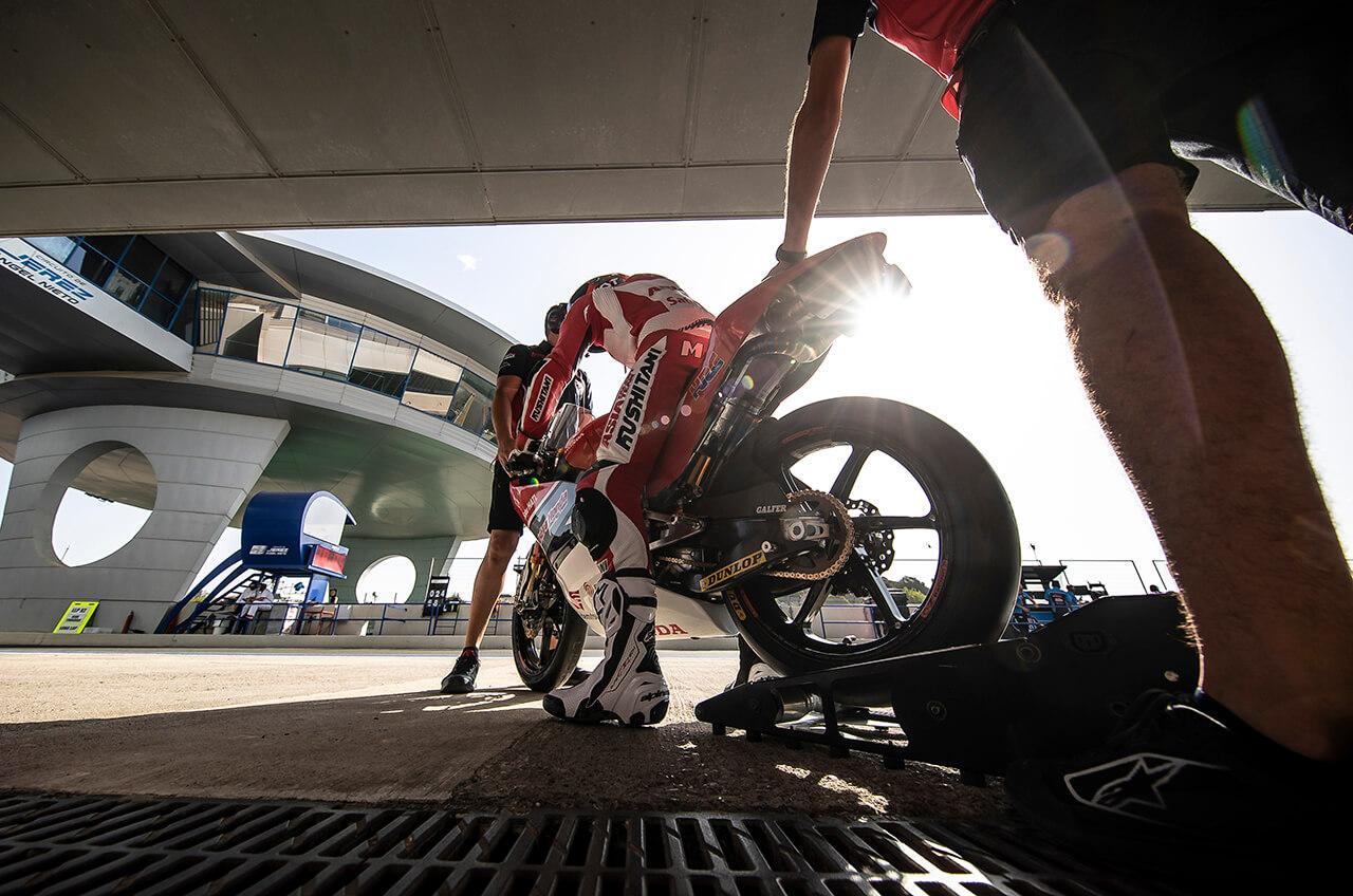 Mario Suryo Aji Akan Berbagi Paddock Dengan Bintang MotoGP Di San Marino