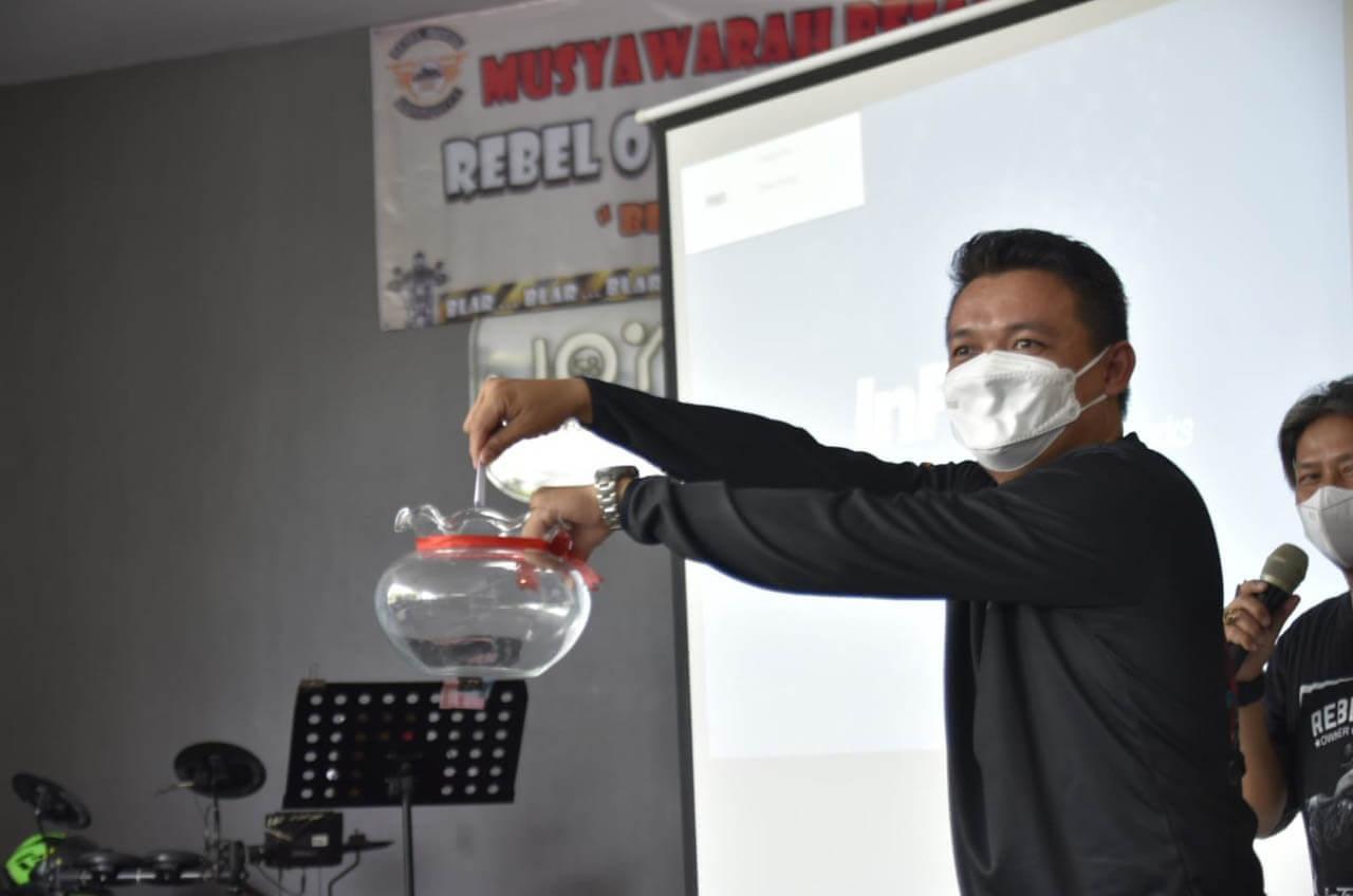 Rebel Owner Community - Pilih Ketua 'Keluarga' Yang  Baru