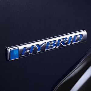Emblem Hybrid