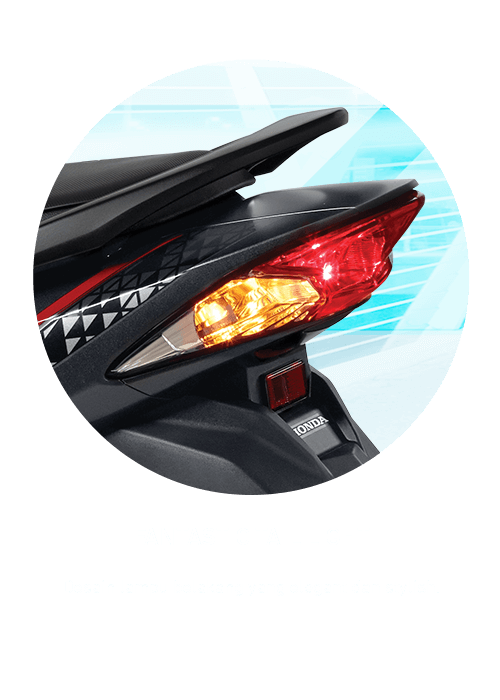 Fantastic Tail Light