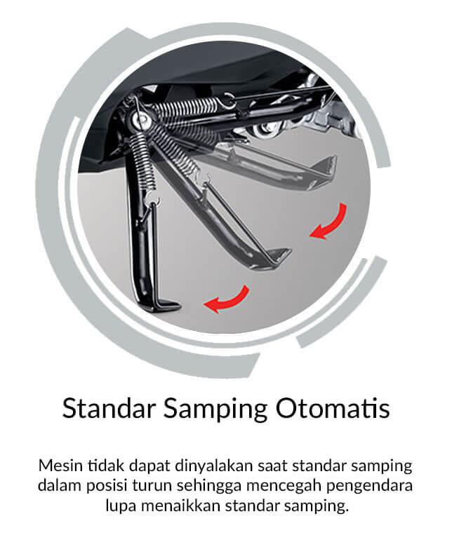 Standar Samping Otomatis
