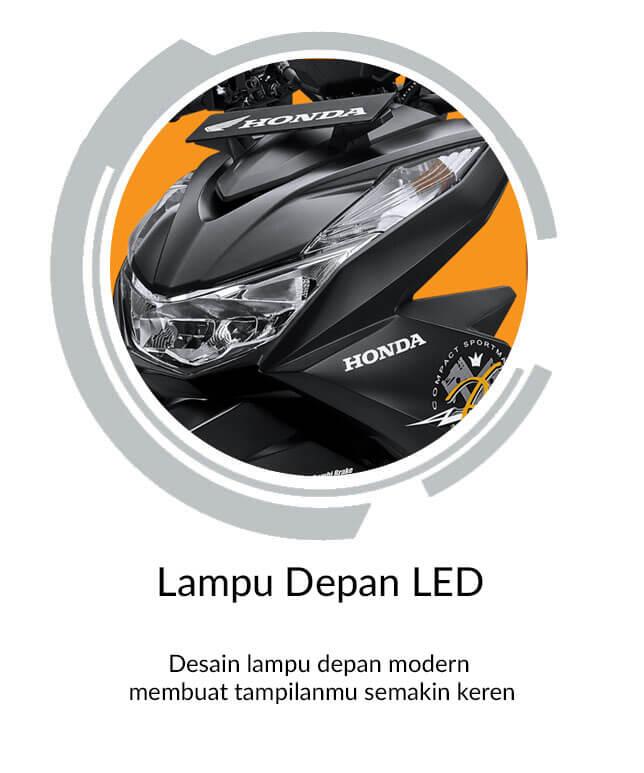 Lampu Depan LED