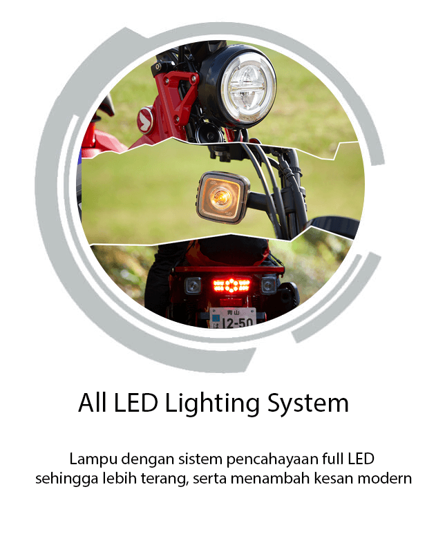 All LED Lighting System