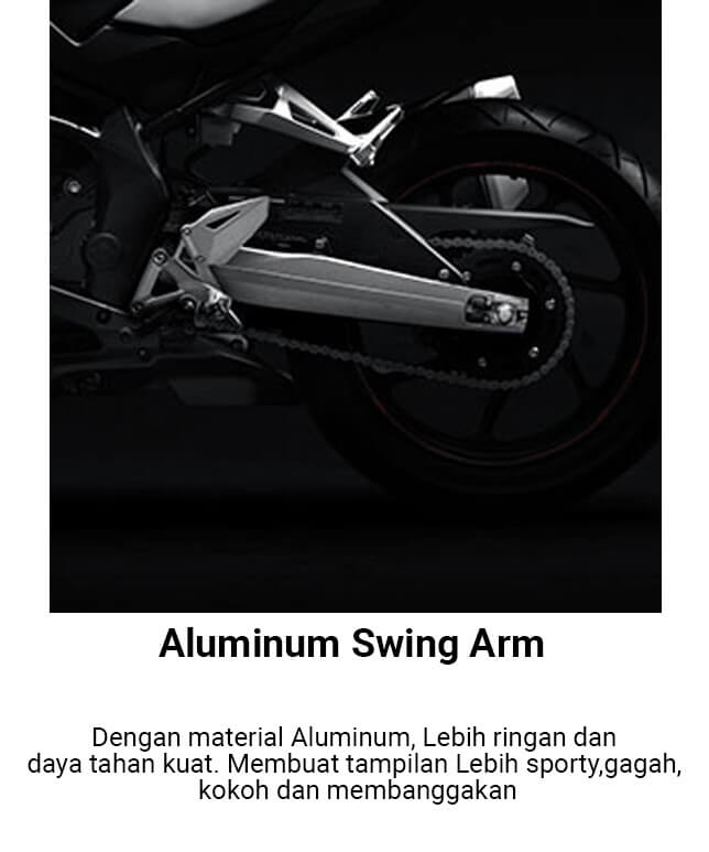 Alumunium Swing Arm