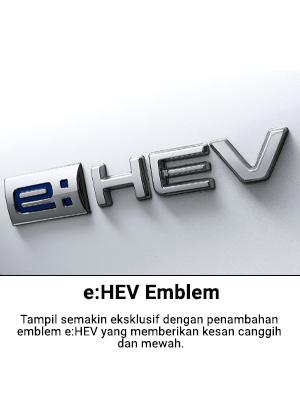 E:HEV Emblem