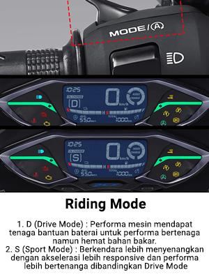 Riding Mode