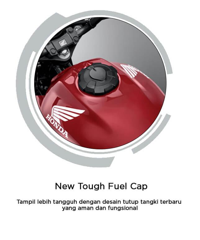 New Tough Fuel Cap