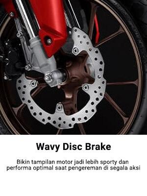 Wavy Disc Brake