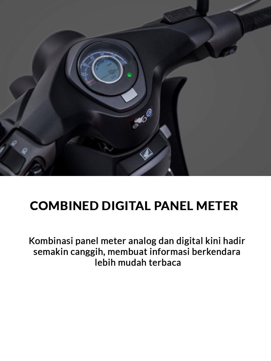 COMBINED DIGITAL PANEL METER