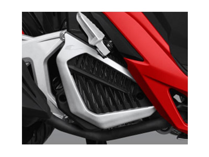 Garnish Radiator - Vario 150 ESP
