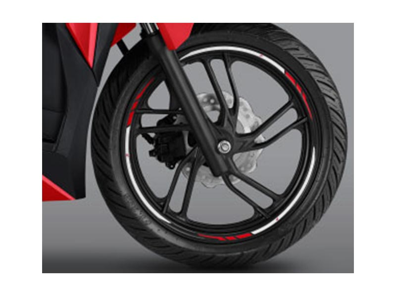 Wheel List Sticker - Vario 150 ESP