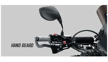 CRF 250 HAND GUARD