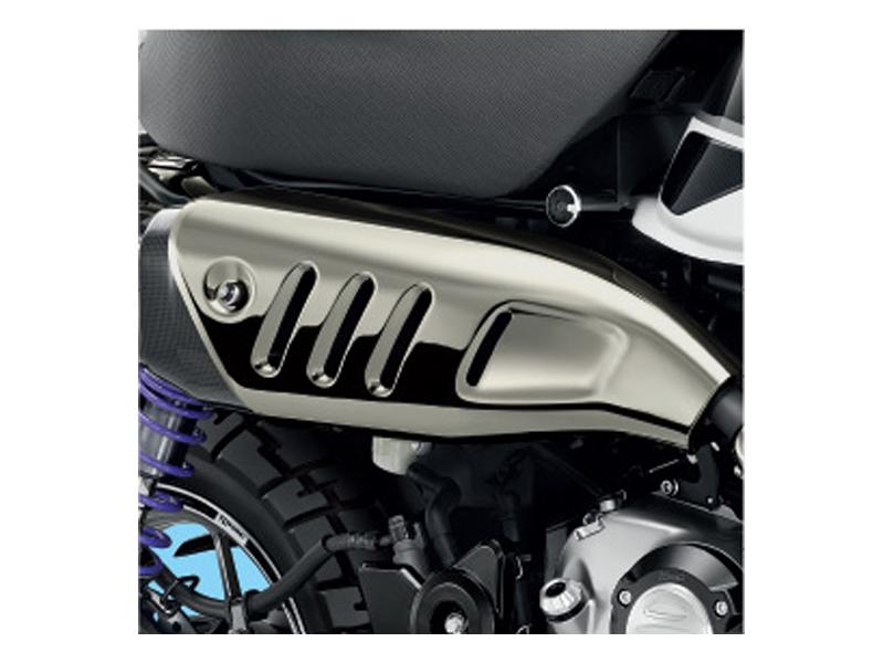 Muffler Protector - Honda Monkey