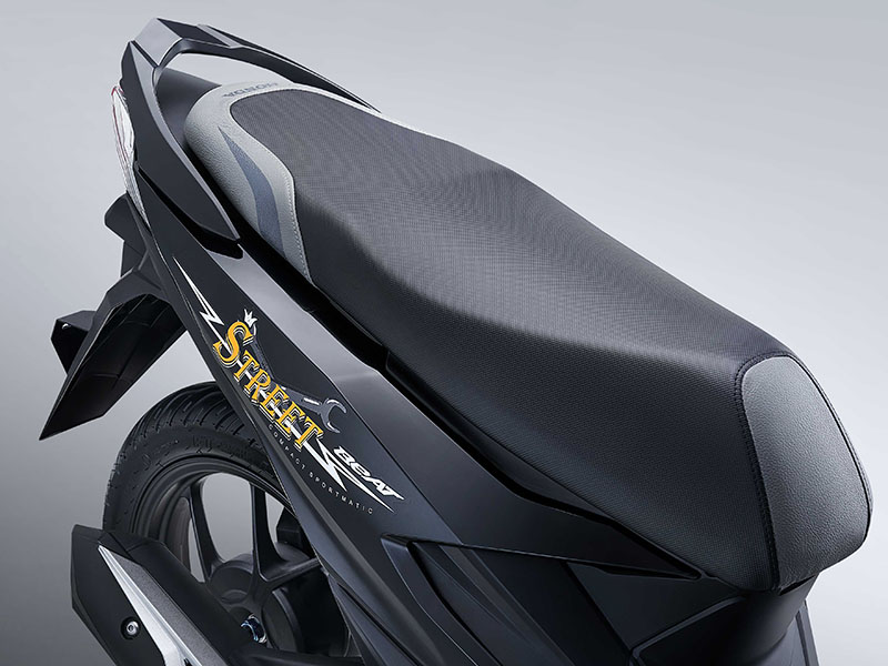 New Honda BeAT Street ESP - Seat Cover