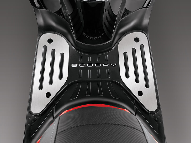 Panel Step Floor - Honda Scoopy