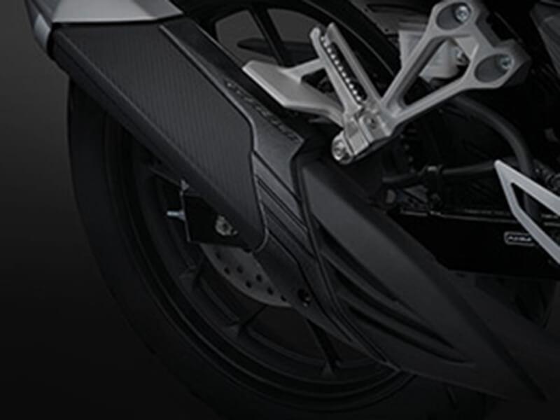 Supra GTR150 - Muffler Protector