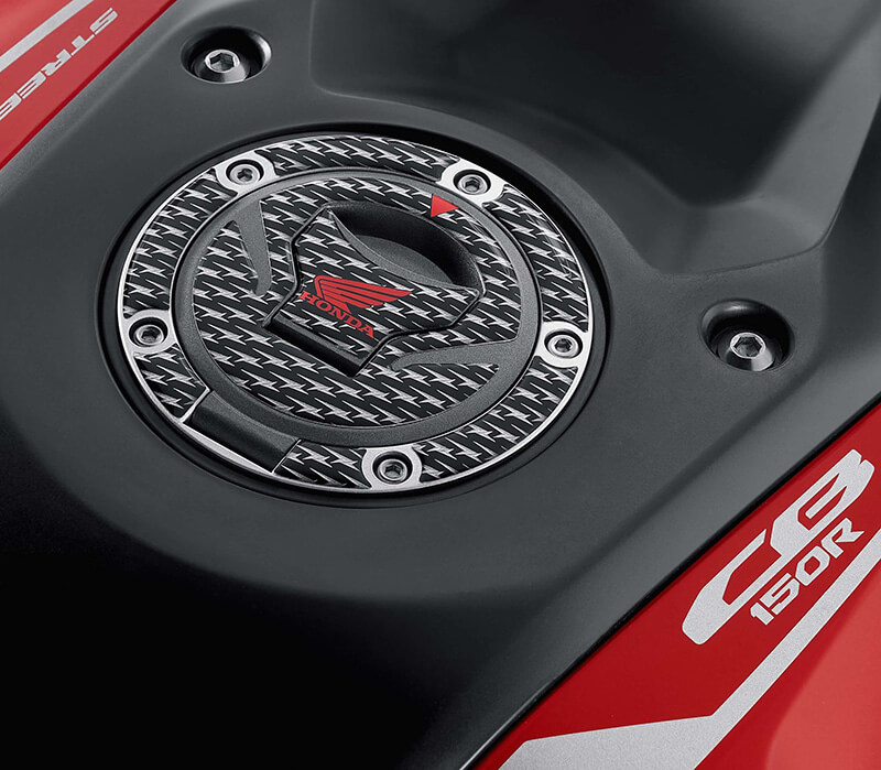 CB150R - Fuel Lid Pad