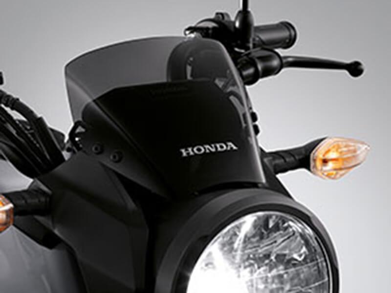 Visor - Honda CB150 Verza